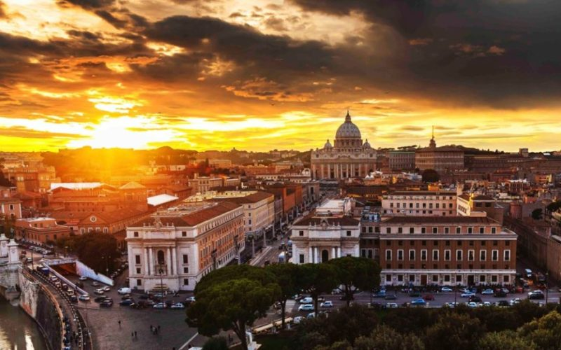 STAY RELAXED IN ROME